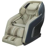 Массажное кресло c 3D массажем Sensa Axis Pro Blue light beige grey
